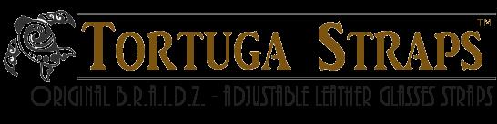 Tortuga Straps Adjustable Leather Glasses Strap Eyeglasses Chain