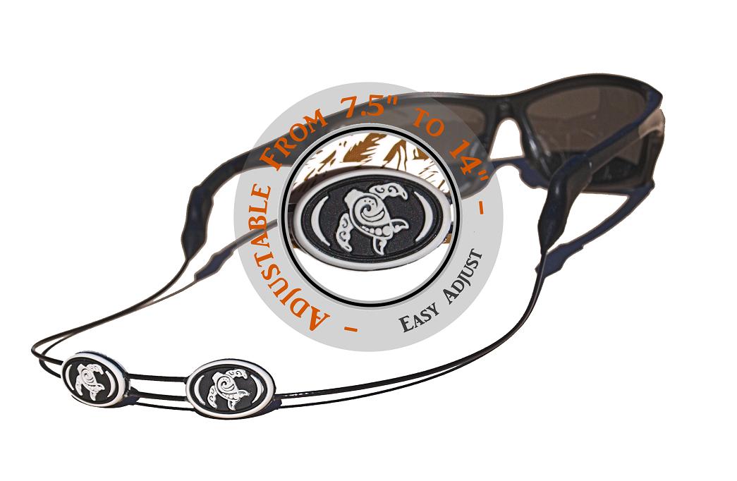 Tortuga Straps LINEZ Adjustable Sunglass Straps